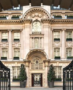 The Rosewood, London. A 5-star hotel that occupies an Edwardian-style building designed by H. Percy Monckton that was previously the home of the Pearl Assurance Company.