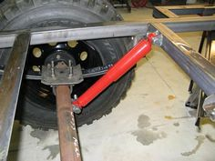 Offroad Teardrop - SawTooth XL - Page 6 - Expedition Portal Trailer Ramps, Welding Trailer, Work Trailer, Trailer Axles, Trailer Diy, Trailer Plans, Trailer Build, Utility Trailer, Small Camper Trailers