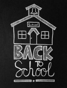 Back To School Chalk Art First Day Of School School Chalkboard throughout 36 Outstanding Chalk Art Ideas - Pinious [dot] com School Chalkboard Art, Fall Chalkboard Art, Chalkboard Doodles, Chalkboard Art Quotes, Chalkboard Writing, Chalkboard Drawings, Chalkboard Lettering, Chalkboard Designs, Chalkboard Ideas