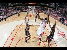 James Harden Erupts for Season High 45-Points in Rockets Win