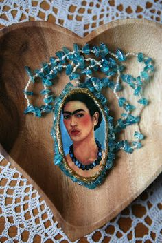 "MILAGROS MUNDO ""Funky Fairtrade & Hippy Chic"": ♥ FRIDA KAHLO ♥"