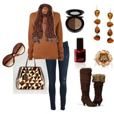 """Ready for cooler weather!"" by violetfemme-71 on Polyvore"