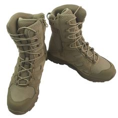 b9162cdfcbad Top Quality Sport Army Men s Tactical Combat Boots Desert Outdoor Hiking  Boots Military Enthusiasts Marine Male