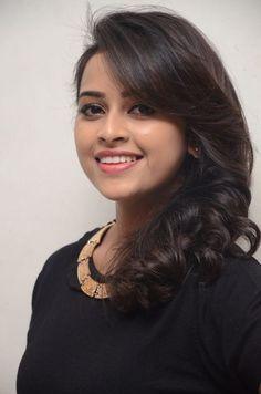 Gorgeous Sri Divya in Black Dress   Sri Divya: WoodsDeck