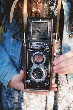 Roleiflex.