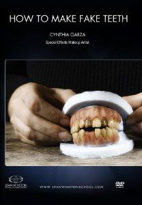 Amazon.com: How to Make Fake Teeth: Learn to make fake teeth for prosthetic makeup characters, from sculpting to finishing: Cynthia Garza, S...