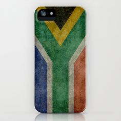 National flag of the Republic of South Africa iPhone  iPod Case by LonestarDesigns2020 - Flags Designs + - $35.00