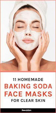Baking Soda Face Masks The post Baking Soda Face . - Baking Soda Face Masks The post Baking Soda Face Masks - Homemade Shampoo, Face Scrub Homemade, Homemade Face Masks, Homemade Skin Care, Diy Face Mask, Homemade Blush, Baking Soda Dry Shampoo, Baking Soda Face, Honey Shampoo
