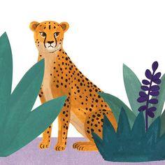 치타!! #치타 #cheetah #illust #illustration #イラスト #일러스트 #그림 #絵 #artwork #drawing #painting