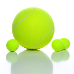 Tennis Ball, $16, now featured on Fab.