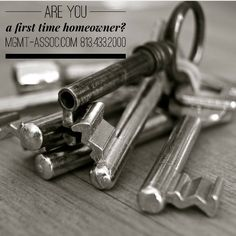Are you a first time #homeowner?  Commemorate your #FirstHome by making an imprint of your #house key! Press your key into clay and let it harden. You can even write in the date you moved in and the year! Find more #HomeownerTips at www.mgmt-assoc.com! 813.433.2000 #Oldsmar #HOA #Memories