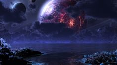 alien landscape - Google Search