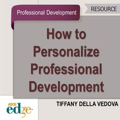Personalizing Professional Development for Teachers