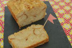 Les bonheurs d'Anne & Alex: Cake de pain perdu
