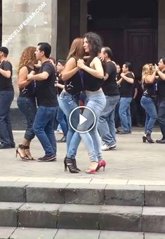Kizomba Flashmob in Mexico by Kizomba Woman   DanceLifeMap Bachata Dance, Acro Dance, Cool Dance Moves, Best Dance, Choreography Videos, Dance Videos, Funny Vid, Funny Memes, Abs And Obliques Workout