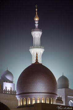 مسجد الشيخ زايد // أبوظبي