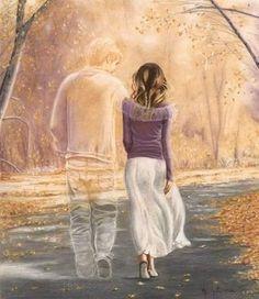 Feelings in Pictures Love Cartoon Couple, Cute Couple Art, Cute Love Cartoons, Love Images, Love Pictures, Love Drawings, Art Drawings, Sad Art, Love Wallpaper