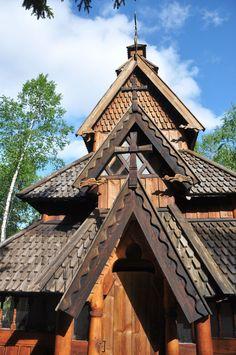 Stavkirken i Beiarn