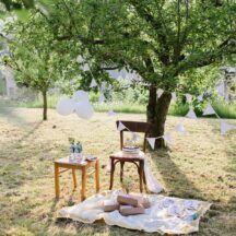 Waldgeburtstag Deko Kindergeburtstag-32 Party Box, Din Lang, Picnic Blanket, Outdoor Blanket, Outdoor Furniture Sets, Outdoor Decor, Bunting Bag, Paper Mill, Love Design