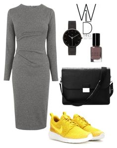 """jxsujkvc"" by kata-szabo on Polyvore featuring NIKE, Whistles, Aspinal of London, I Love Ugly and Bobbi Brown Cosmetics"