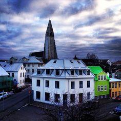 Iceland , 101 Reykjavik City