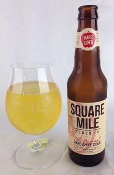 Square Mile The Original Cider House Rules, Hard Apple Cider, Corona Beer, Beer Bottle, Drinks, Drinking, Beverages, Beer Bottles, Drink