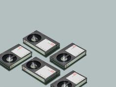 Tonbandgerät, Floppy-Disk, VHS-Kassette & Co. – die Relikte der Technologie