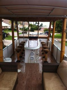 2012 poontoon/bash barge - The Hull Fact - Boating and Sportfishing Forum Pontoon Boat Party, Pontoon Seats, Boat Lift, Boat Projects, Boat Interior, Boat Accessories, Boat Stuff, Sport Fishing, Fishing Tips