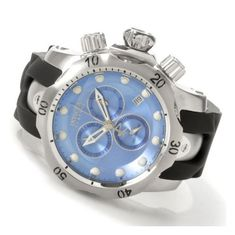 invicta venom watches for men | Invicta Reserve Subaqua Venom Light Blue 6114 Watch for Men - Product ...