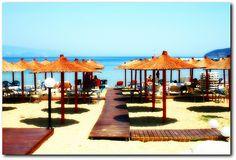 Iraklitsa Kavala Greece European Road Trip, Road Trip Destinations, Greek Life, Greece Travel, Planet Earth, Places Ive Been, Beaches, Planets, Trips