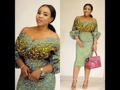 Latest #African #Ankara Styles : Stunning Ankara Designs for Stylish Ladies