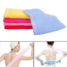 cool Pop Exfoliating Nylon Bath Shower Body Cleaning Washing Scrubbing Cloth Towel - For Sale View more at http://shipperscentral.com/wp/product/pop-exfoliating-nylon-bath-shower-body-cleaning-washing-scrubbing-cloth-towel-for-sale-2/