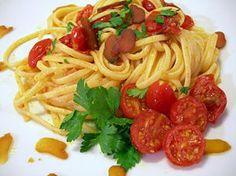 Linguine, Spaghetti, Ethnic Recipes, Food, Dinner, Essen, Meals, Yemek, Noodle