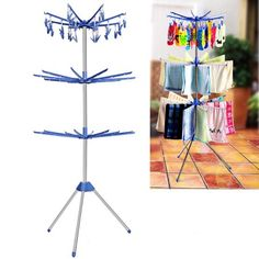Clothes Drying Rack Walmart Entrancing Honey Can Do Tripod Drying Rack  Walmart  New Apartment Inspiration Design