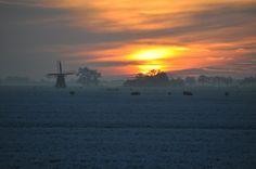 zonsondergang dec 2014 Easterein