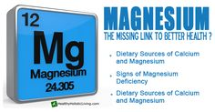 Magnesium is a crucially important mineral for optimal health, performing a wide array of biological functions, including but not limited to: (adsbygoogle = window.adsbygoogle || []).push({}); Activating muscles and nerves Creating energy in your body by activating adenosine triphosphate (ATP) Helping digest proteins, carbohydrates, and fats Serving as a building...More
