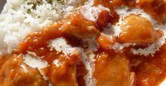 H27.11.28 話題入 感謝✿.* H27.12.3 2度目の話題入 工程細かく載せてますが凄く簡単です♡笑 Curry Recipes, Asian Recipes, Soup Recipes, Easy Chicken Dinner Recipes, Healthy Dinner Recipes, Easy Cooking, Cooking Recipes, Cooking Ribs, Chicken Tetrazzini Recipes