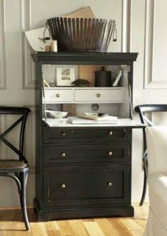 5 Secretary Desks For Narrow Spaces
