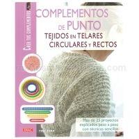 Complementos de punto tejidos en telares círculares y rectos                                                                                                                                                      Más