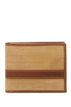 Timberland | Canvas Hunter Passcase Wallet | Nordstrom Rack