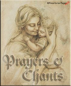 Pagan prayers and blessings for children