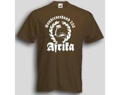 T-Shirt 288  T-Shirt Sonderverband 288 des deutschen Afrika Korps. Das T-Shirt 288 ist in den Größen S-3XL erhältlich. Auf dem T-Shirt ist das Emblem des Sonderverband 288 des deutschen Afrikakorps abgebildet / mehr Infos auf: www.Guntia-Militaria-Shop.de