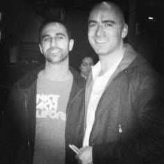 FBF - 3 years back with @EDDIEKLIVE at @CityWineryNYC! #lightningcrashes #Ialone