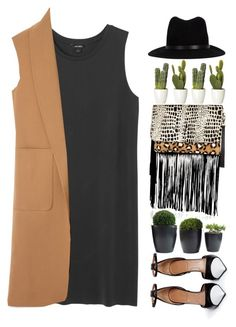 """Untitled #278"" by zalarupar ❤ liked on Polyvore featuring River Island, Givenchy, rag & bone, Monki and Alexander Wang"