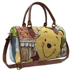 Winnie The Pooh Bag So Absolutely Adorable