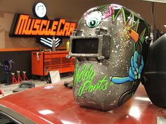 flame paint jobs on helmets - Google Search