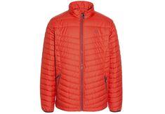 Ternua. Chaqueta acolchada naranja de hombre Winter Jackets, Fashion, Vestidos, Staple Pieces, Padded Jacket, Winter Coats, Moda, Winter Vest Outfits