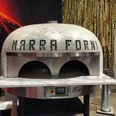 Marra Forni provides two entrance italian brick oven. Now make both Pizza and bread at a time. It is better for your desired restaurant.