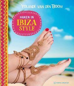 Haken in Ibiza-style van Yolande van den Boom - www.wolwolf.be