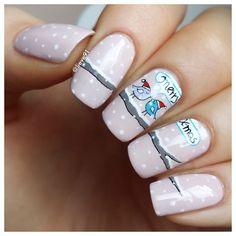 christmas by lieve91 #nail #nails #nailart